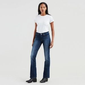 Levi's 315 Shaping Bootcut Jeans Medium Wash
